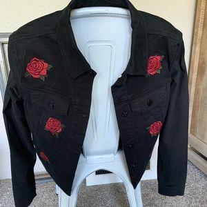 BNWT black Harvey Jacket